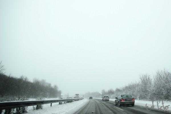 Schneefahren